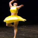 Cassandra Olsen of Ballet Camrose dancing Music Box.